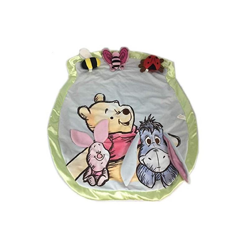 Disney Baby Winnie the Pooh Tummy Play Time Mat