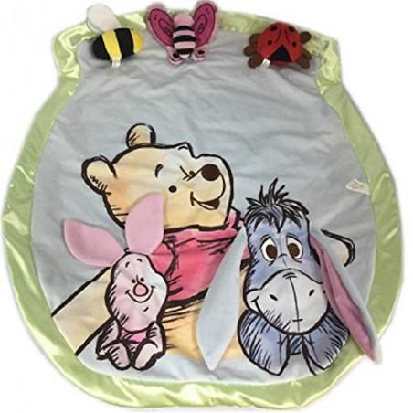 Disney Baby Winnie the Pooh Tummy Play Time Mat Set