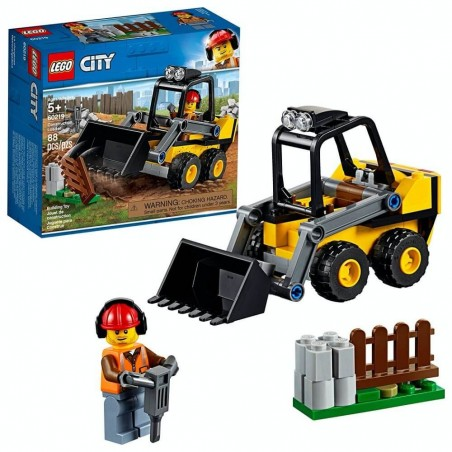 LEGO City Construction Loader 60219 Building Kit