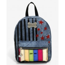 DC Comics Birds of Prey Harley Quinn Mini Backpack