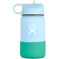 Hydro Flask for Kids 12 Fl Oz Double Wall Vacuum Insulated  Water Bottle