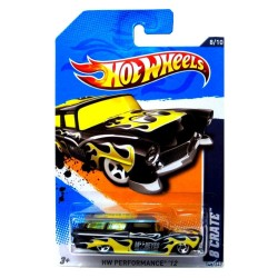 Hot Wheels HW Performance '12 8 Crate Black 148/247