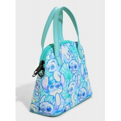 Loungefly Disney Lilo and Stitch Mini Crossbody Dome Bag
