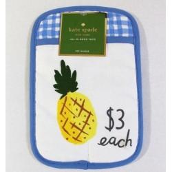 Kate Spade Pineapple Pot Holder