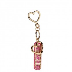 Victoria's Secret Nameplate Charm Keychain