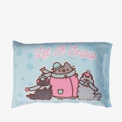 Pusheen Let It Snow Pillowcase Set of 2