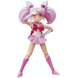 Bandai S.H. Figuarts Sailor Chibi Moon Action Figure 20th Anniversary