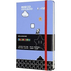 Moleskine Super Mario Notebook Limited Edition Hardcover