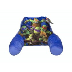 Nickelodeon Teenage Mutant Ninja Turtles Velboa Bed Kids Rest Pillow