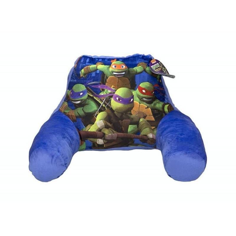 Nickelodeon Teenage Mutant Ninja Turtles Velboa Bed Kids Rest Pillow