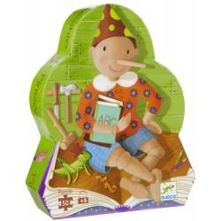 Djeco Pinocchio Puzzle 50 Pieces