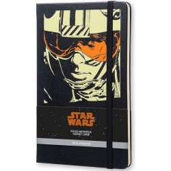 Moleskine Star Wars Luke Skywalker Limited Edition Hardcover Notebook