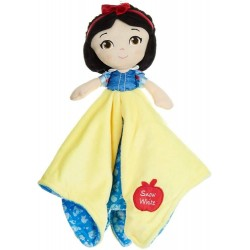 Kids Preferred Disney Baby Snow White Plush Snuggler Security Blanket