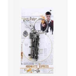 Harry Potter Hogwarts Express Pewter Keychain