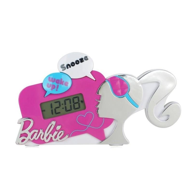 Barbie Glamtastic Alarm Clock Radio