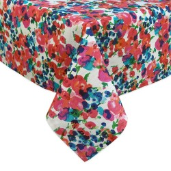 Kate Spade New York Rosa Terrace Oblong Tablecloth - 102 x 60 Inches