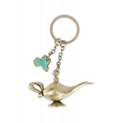 Disney Aladdin Genie's Lamp Keychain