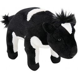 FAO Schwarz Mini Cow Plush 7 Inches