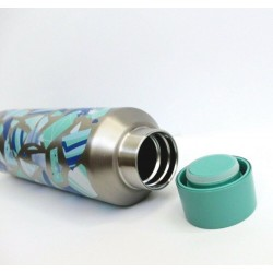 Starbucks Spring Teal Blue Stainless Steel Vacuum Insulated Water Bottle 20 FL Oz