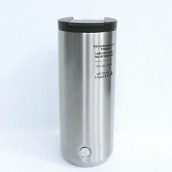 Starbucks Silver Vacuum Insulated Stainless Steel Tumbler 12 Fl Oz