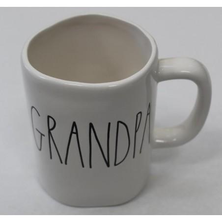 Rae Dunn Magenta GRANDPA Mug