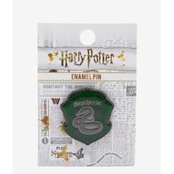 Harry Potter Slytherin House Crest Enamel Pin