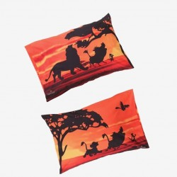 Disney the Lion King Hakuna Mata Set of 2 Pillowcases