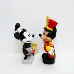 Disney Mickey Mouse Steamboat Willie and Mouseketeer Collectible Figures