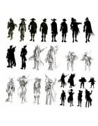 Art & Characters